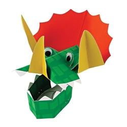 Meri meri czapeczki dinozaur
