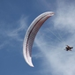 Lot paralotnią - białystok- 30 minut