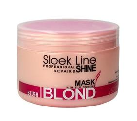 Stapiz sleek line blond blush maska do włosów blond 300 ml