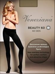 Veneziana Beauty 3D 60 den rajstopy