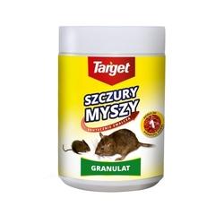 Patenrat pellet – trutka na myszy i szczury – 200 g target