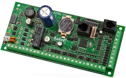 Moduł kontrolera przejścia z zasilaczem satel acco-kpwg-ps  - szybka dostawa lub możliwość odbioru w 39 miastach
