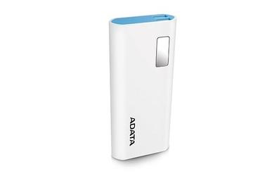 Adata Power Bank AP12500D 12500mAh Biały 3.1A