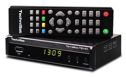 TUNER TECHNISAT DVB-T TERRABOX T2 - Szybka dostawa lub możliwość odbioru w 39 miastach