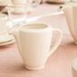 Mlecznik  dzbanek do mleka porcelana mariapaula nova ecru 300 ml