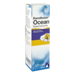 Kamillosan ocean preparat do płukania nosa