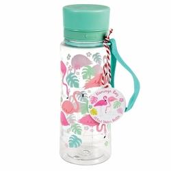 Butelka na wodę 600 ml, Flamingo Bay, Rex London - flamingo bay