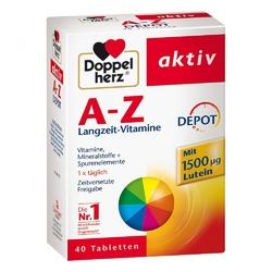 Doppelherz a-z witaminy, tabletki