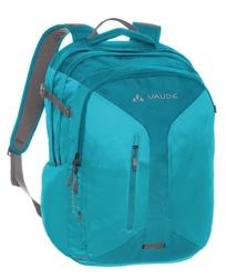 Miejski plecak na laptop vaude tecowork ii 28 morski - turkusowy
