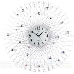 Zegar ścienny jvd hj66  średnica 80 cm