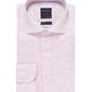 Elegancka różowa koszula męska profuomo originale 40