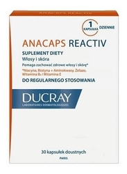 Anacaps reactiv x 30 kapsułek