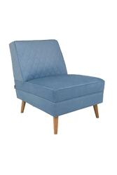 Zuiver fotel lazy m jasnoniebieski 3100038