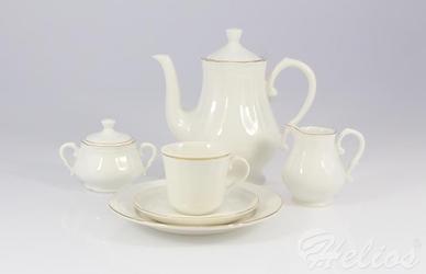 Garnitur do kawy na 12 os. 27 części - castel 23011
