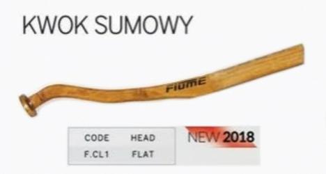 Kwok Sumowy F.CL1  Flat Head FIUME