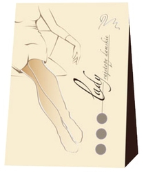 Rajstopy wola lady w88000 rozmiar: l170176, kolor: beżowyhazel, wola