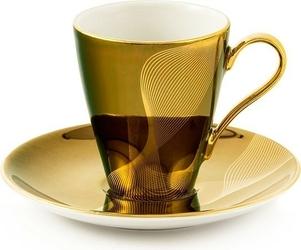 Filiżanka do espresso ze spodkiem cuprum