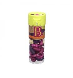 B.toys zestaw do tworzenia biżuterii 50 elementów - seledyn