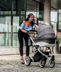 Wózek Bebetto Holland 3w1 FOTEL MAXI COSI PEBBLE Pro i-Size