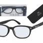 Okulary z filtrem do czytania i komputera z antyrefleksem montana blf70
