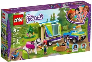 Klocki lego friends 41371 przyczepa dla konia mii