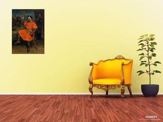 portret louisa gueymarda -  gustave courbet ; obraz - reprodukcja