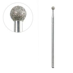 Frez diamentowa kulka 2,52,5mm acurata
