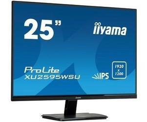 Iiyama monitor 25 cali xu2595wsu-b1 ips, 16:10, dp, usb, hdmi