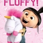 Minionki jak ukraść księżyc its so fluffy - plakat