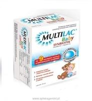 Multilac baby synbiotyk probiotyk + prebiotyk x 10 saszetek