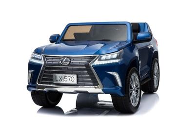 Lexus lx570 mp4 lcd niebieski lakier 2 osobowy wzmocniony do 50kg