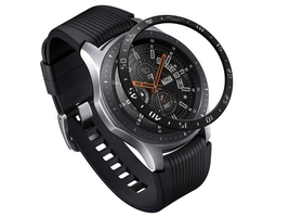 Nakładka na tachymetr ringke bezel do galaxy gear s3 watch 46mm black 03 - czarny