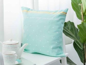 Poszewka na poduszkę dekoracyjna altom design sunshine 40 x 40 cm