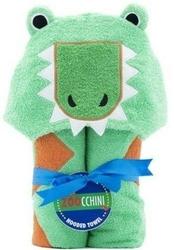 Ręcznik z kapturkiem - aligator
