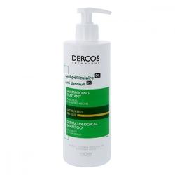 Vichy dercos szampon przeciwłupieżowy do skóry suchej