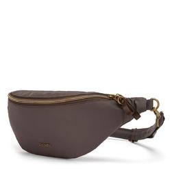 Biodrówka damska pacsafe stylesafe - mocha - brązowy