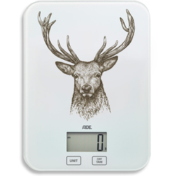 Waga elektroniczna kuchenna Resi do 5 kg ADE jeleń AD-KE 1727