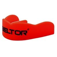 Ochraniacz szczęki beltor four czerwono-biały b0535