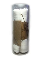 Podarunkowa pieluszka tetrowa w tubie z kopertą