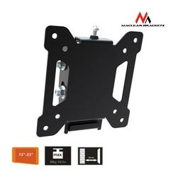 Maclean Uchwyt do telewizora lub monitora 13-27 MC-596 czarny 20kg  max vesa 100x100 TV