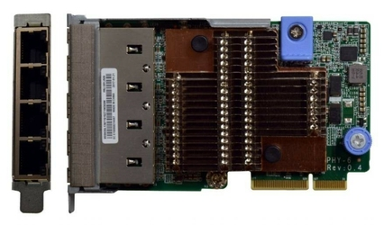Lenovo ThinkSystem 1Gb 4-port RJ45 LOM 7ZT7A00545