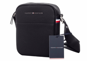 Saszetka Tommy Hilfiger Essential Mini Crossover - AM0AM05228-BDS