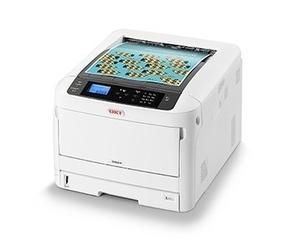 Oki drukarka c824n a3 47074204