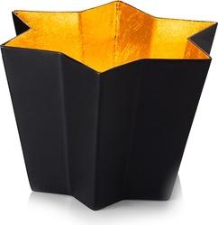 Świecznik Stella złoty M