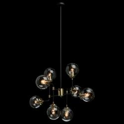 Lampa wisząca loft szklane kule regenbogen 605011008
