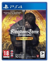 Koch gra ps4 kingdom come deliverance royal edition