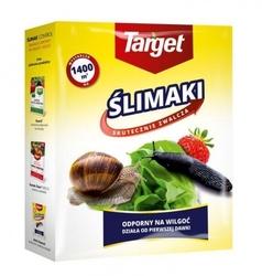 Ślimak control – granulat na ślimaki – 1 kg target