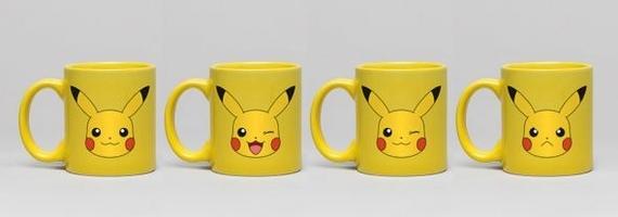 Pokemon pikachu - kubki do espresso