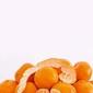 Tablica suchościeralna do kuchni pomarańcze 225