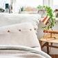 Moyha :: poduszka spokojny poranek kremowa